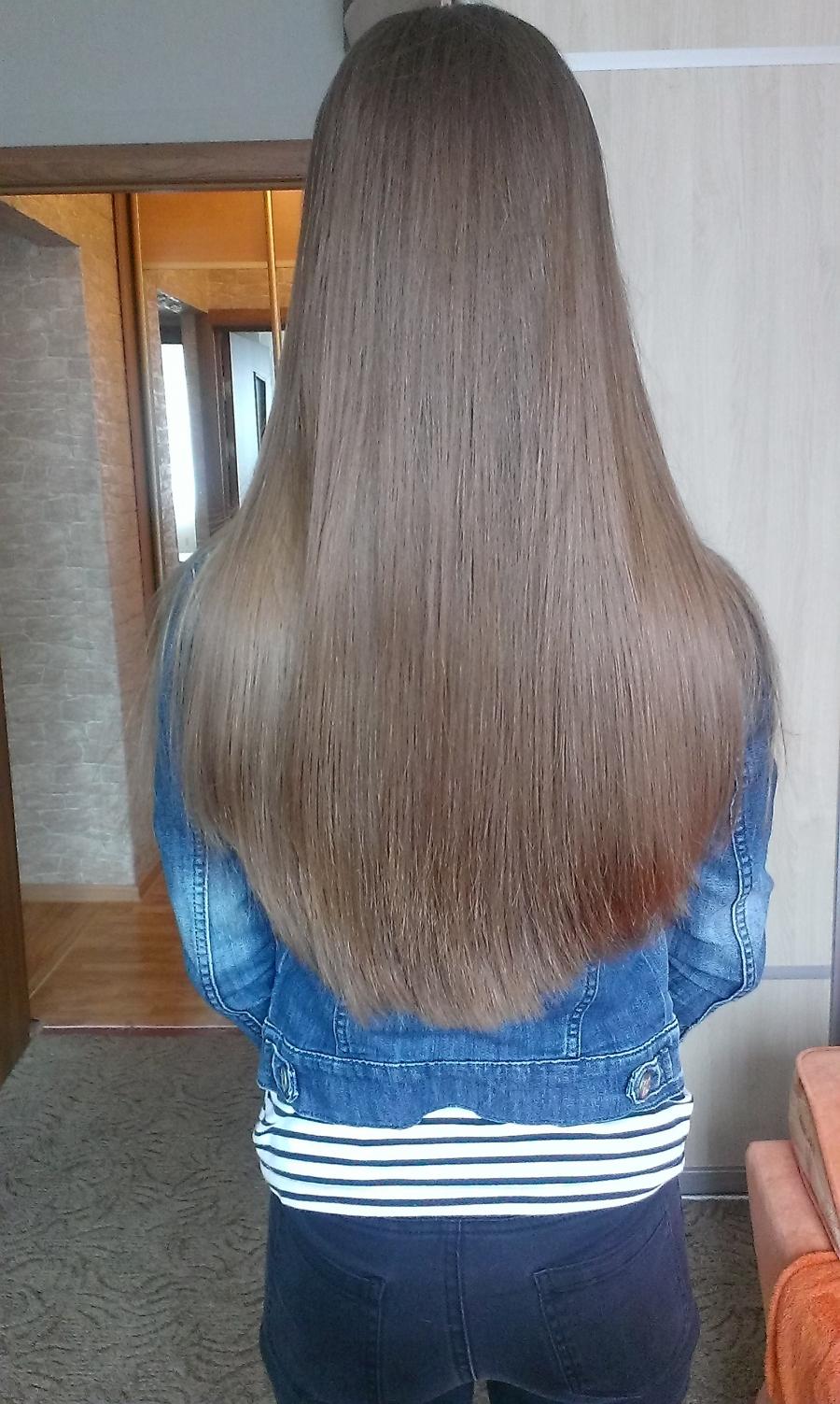 Причёски ниже пояса фото